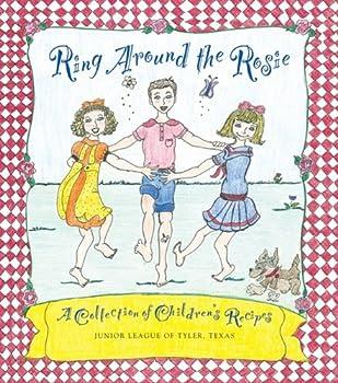 Spiral-bound Ring Around the Rosie Book