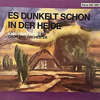 Karl-Heinz Hocke - Es Dunkelt Schon In Der Heide - Not On Label - ST-KHK-3002, Not On Label - KHK 3002