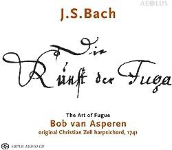 J.S.Bach: El Arte De La Fuga/ Bob Van Asperen