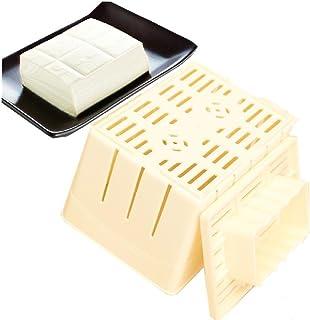 UU19EE Kreativer DIY selbst gemachter Tofu-Presse-Macher-For