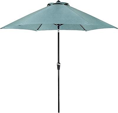 Hanover LAVALLETTEUMB-B Lavallette Outdoor Table Umbrella