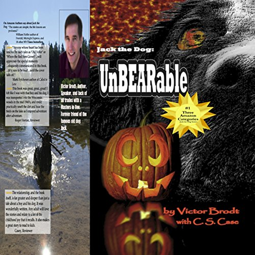 UnBEARable audiobook cover art