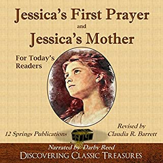 Jessica's First Prayer and Jessica's Mother for Today's Readers audiobook cover art