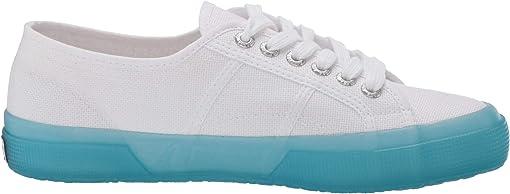 White/Light Blue