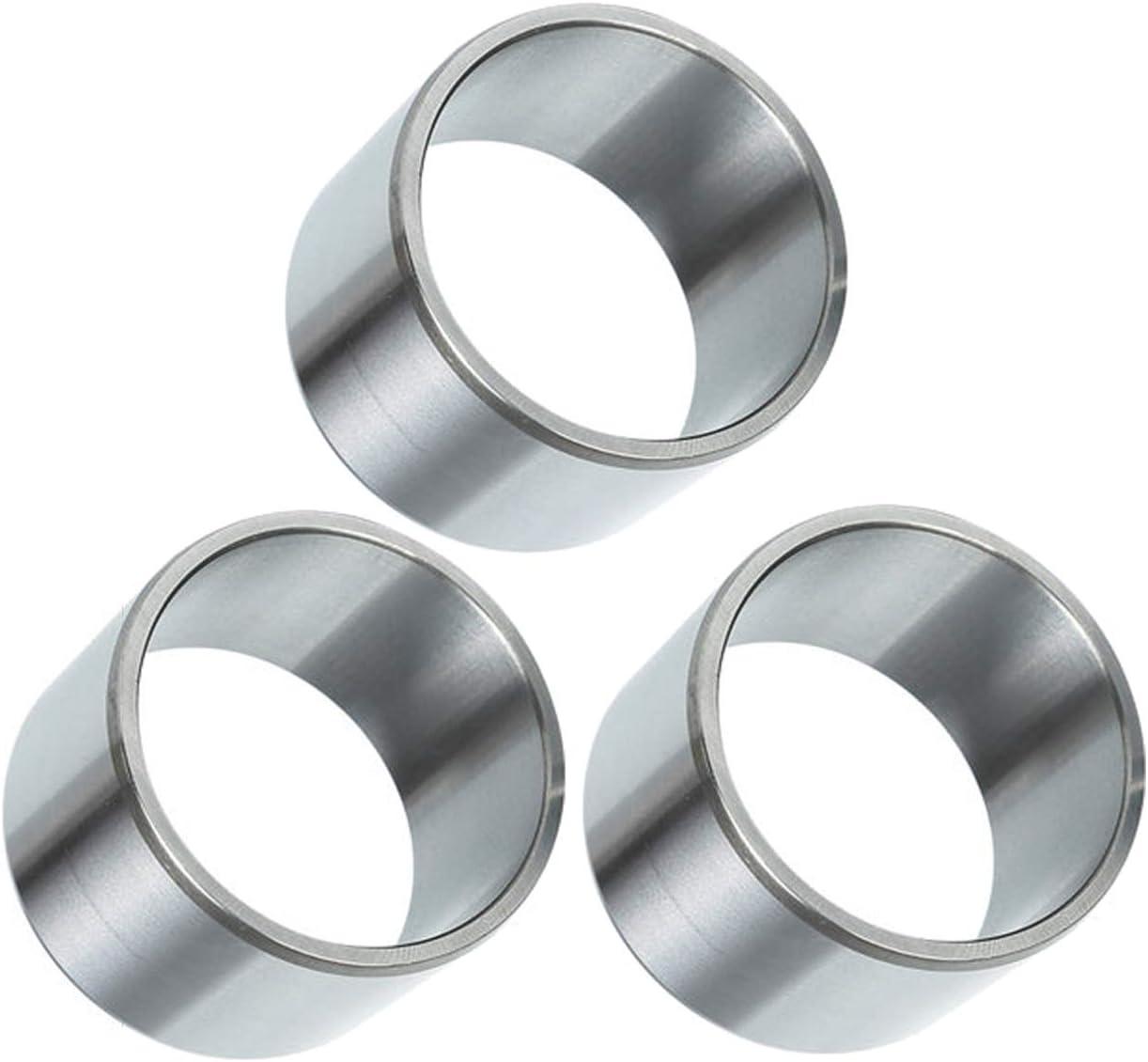 MHUI Steel Reducer Bushing Steel Spacer Bushing Adapters ID 5mm