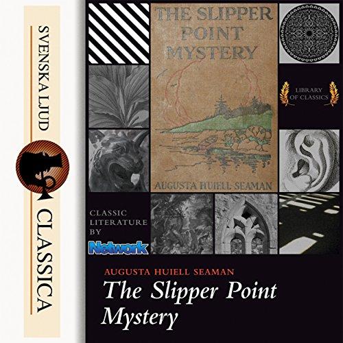 The Slipper Point Mystery audiobook cover art