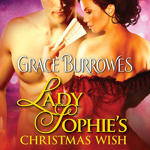 Lady Sophie's Christmas Wish audiobook cover art