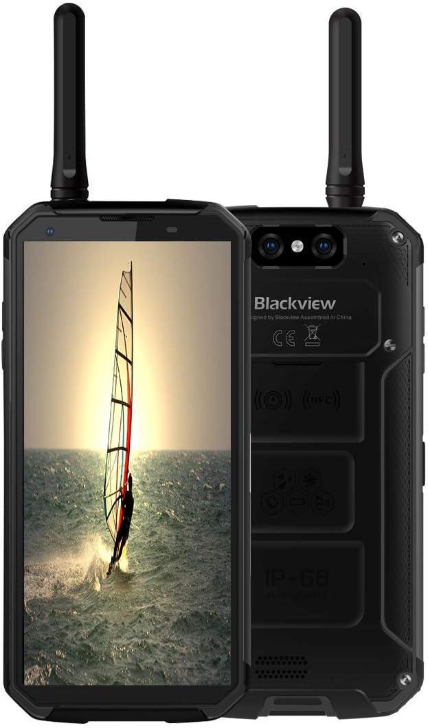 Blackview BV9500 Pro - Double Sim - 128 Go, 6Go RAM - Noir
