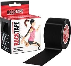 RockTape Black 5cm x 5m Kinesiology Tape