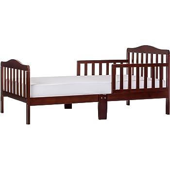 Dream On Me, Classic Design Toddler Bed, Espresso