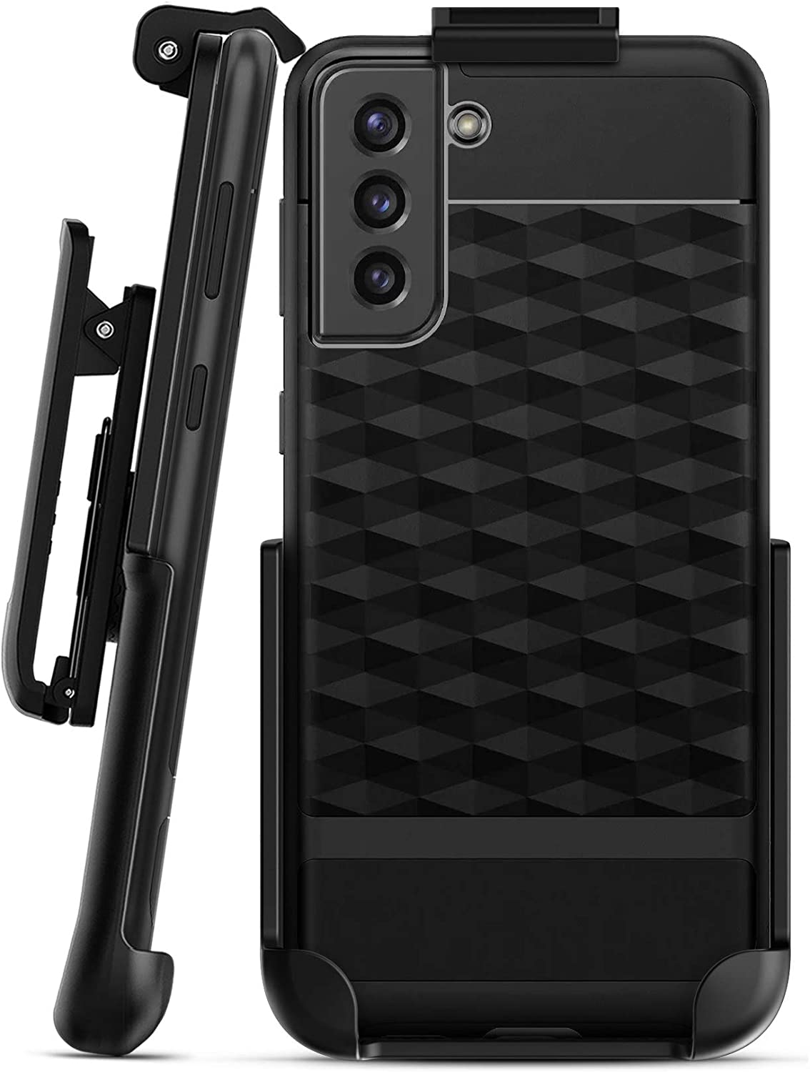 Encased Belt Clip Holster for Caseology Parallax - Samsung Galaxy S21 Plus (case not Included)