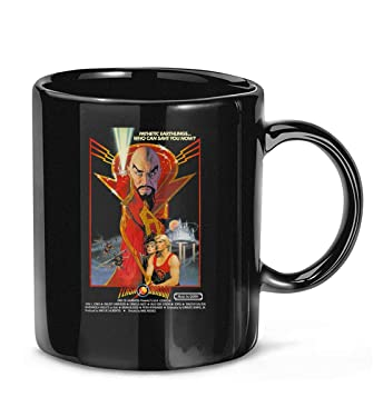 Pathetic Earthlings Who Can Save You Now Flash Gordon Undefined Tri-Blend Funny Coffee Mug for Women and Men Tea Cups