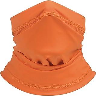 koolip Neck Gaiter Face Scarf - Summer Cooling Neck Cover Bandana Face Mask for Women