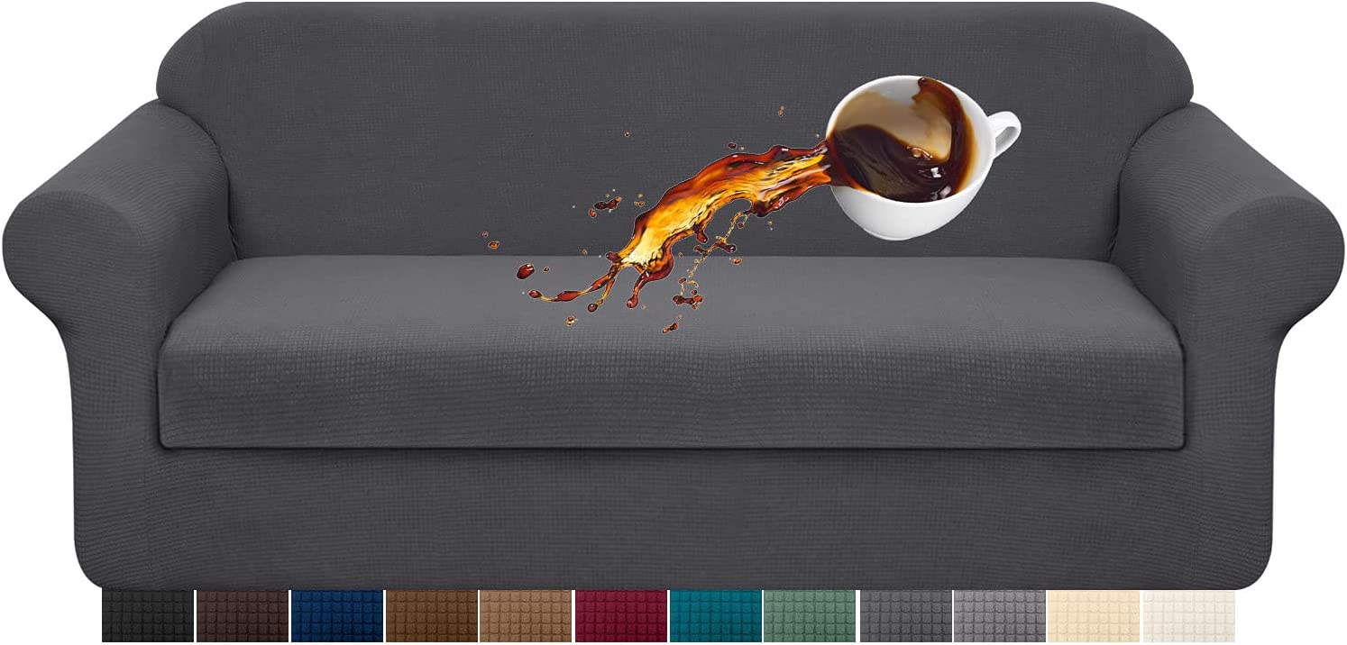 Granbest At the price Sales of SALE items from new works Premium Water Repellent Sofa Cover High 2-Piece Stretch