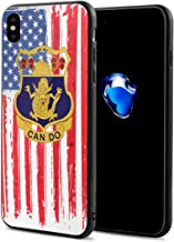 JYPEN 3rd Battalion 15th Infantry Regiment iPhone X Case Cover iPhone Xs Cover iPhone X Shell