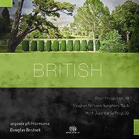 Elgar/Williams/Holst: British