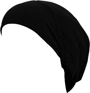 Cotton Beanie Snood Large Hijab Chemo Cap