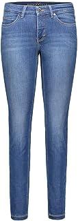 Mac Dream Skinny Jeans voor dames, rechte pijpen
