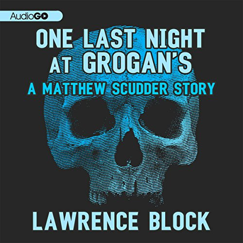 One Last Night at Grogan's audiobook cover art