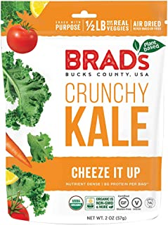 Brads Plant Based Kale Cheeze It Up Chip, 2 Oz