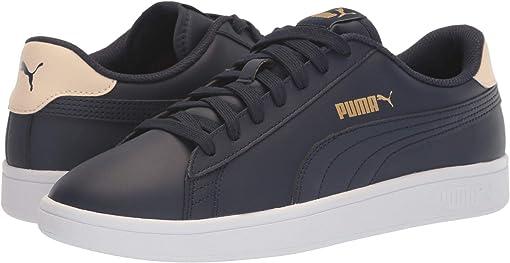 Peacoat/Tapioca/Puma Team Gold/Puma White