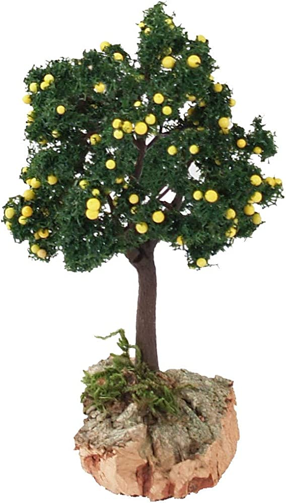 Ferrari & arrighetti albero di limoni - accessori per presepe B57742