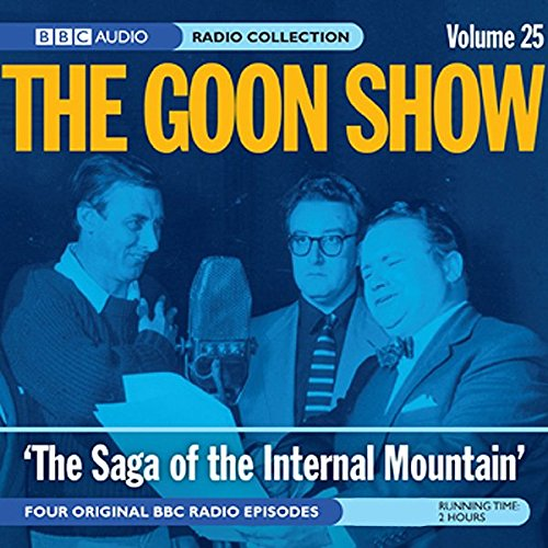 Goon Show, Volume 25 cover art