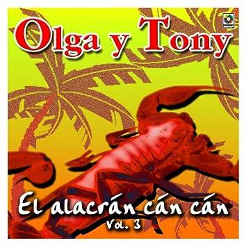 El Alacran Can Can Vol.3