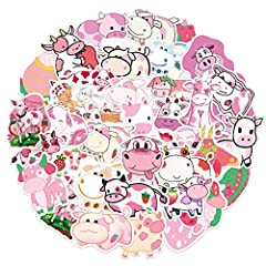 High quality sticker: The sticker is made of waterproof PVC material which are sun protection and waterproof. Easy to use: We cut each sticker, you get the sticker, just remove the protective film on the back of the sticker and you can start to paste...