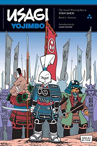 Usagi Yojimbo: Book 2: Samurai (English Edition)