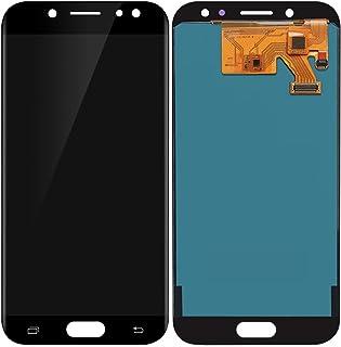 شاشة الهاتف المحمول قابلة للاستبدال مناسبة لهاتف Samsung Galaxy J5 Pro 2017 J530 J530F J530M Display Touch Digitizer تجميع...
