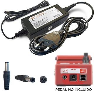Reemplazo del Cable de DC 9V / 9 V Volt 2000 Mah Adaptador Fuente de alimentación/Adaptador de Corriente PSA-230ES, PSA-230S, PSA-240 para Boss/Roland PSU (Modelos Indican a continuación)
