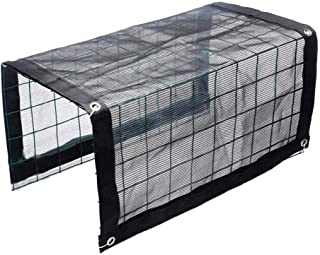 YXSDD Sun Shade Cloth Greenhouses Plant Shade Fabric Waterproof UV Shade Netting Greenhouses Plant Protection Cover Home P...