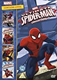 Ultimate Spider-Man - Vol 1-4 Box Set [Reino Unido] [DVD]