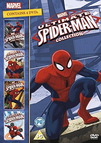 Ultimate Spider-Man: Collection (4 Dvd) [Edizione: Paesi Bassi] [Edizione: Regno Unito]