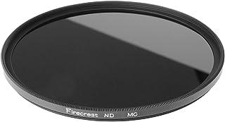 فلتر فاير ريست ND 77 مم بكثافة محايدة ND 4.8 (16 توقفًا) لإنتاج الصور والفيديو والبث والسينما