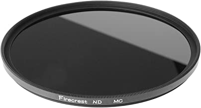 Firecrest ND 82mm Neutral density ND 4.8 (16 Stops) Filter for photo, video, broadcast and cinema production