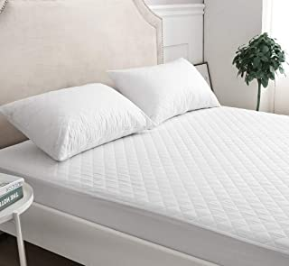 Antiacaro in Mollettone 100/% Cotone Proteggi Materasso 2x70x200 cm My Lovely Bed Lavabile Compatibile King Size Coprimaterasso Impermeabile