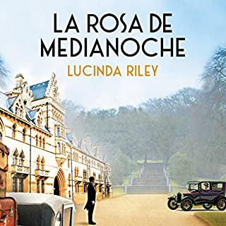 La rosa de medianoche [The Midnight Rose] cover art