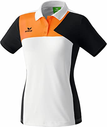 erima Premium One Poloshirt - Camiseta/Camisa Deportivas para Mujer