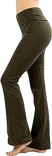 fold over dress pants