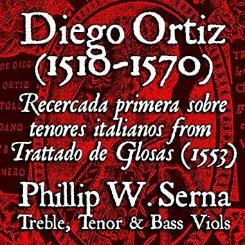 Ortiz: Trattado de Glosas, Libro Secundo: Recercada Primera Sobre Tenores Italianos