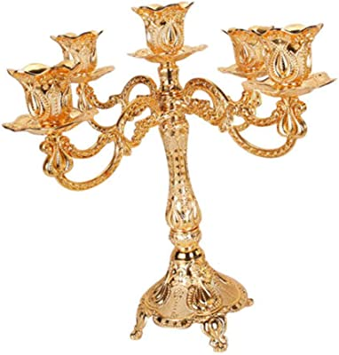 Bougeoirs Dragon Chandelier Figurine Gothique Dragon tient tête de mort 17 cm