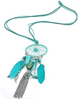 Dreamcatcher Necklaces For Women Necklace Long Sterling Silver Men