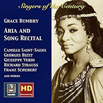 Grace Bumbry: Singers of the Century