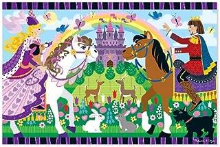 Melissa & Doug Fairy Tale Friendship Jumbo Jigsaw Floor Puzzle (24 pcs, 2 x 3 feet)
