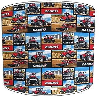 Premier Lighting Ltd 12 inch excavateur Tracteur Un Camion Print Abat-Jour 5 pour Un plafonnier