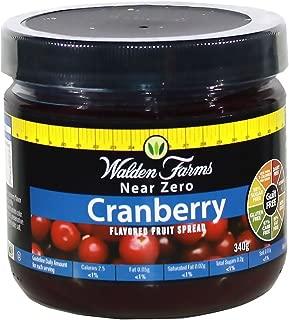 Walden Farms Sauce & Fruit Spread Cranberry -- 12 oz