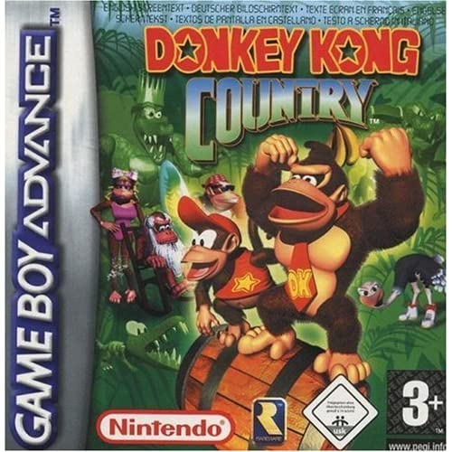 Amazon.com: Donkey Kong Country: Video Games