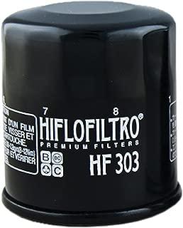 Hiflofiltro HF303 Black Premium Oil Filter
